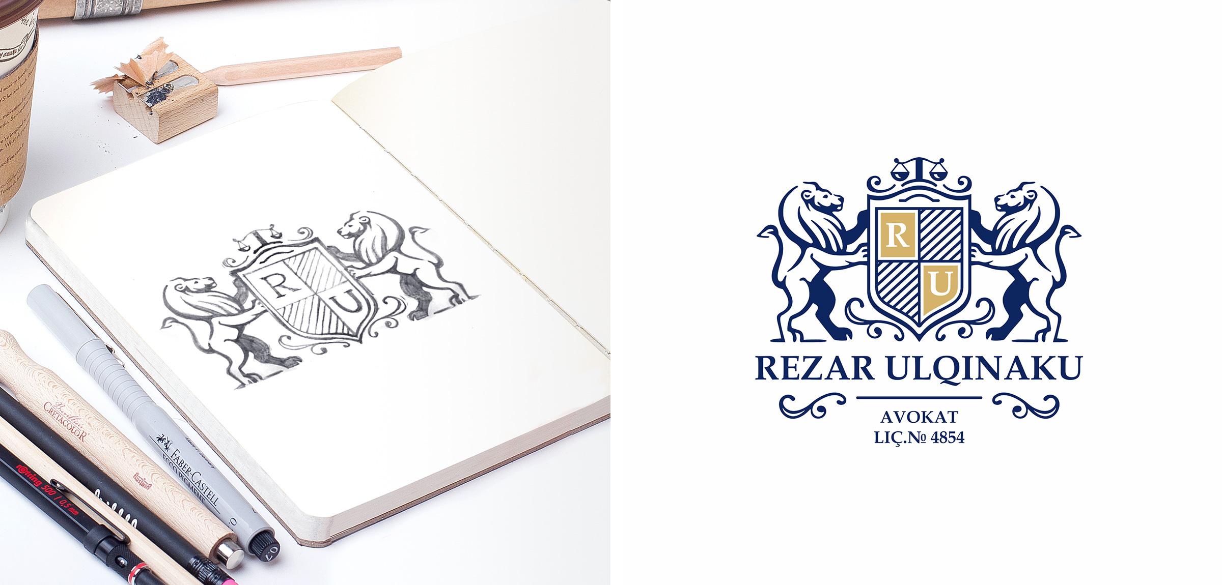 Логотип для адвоката