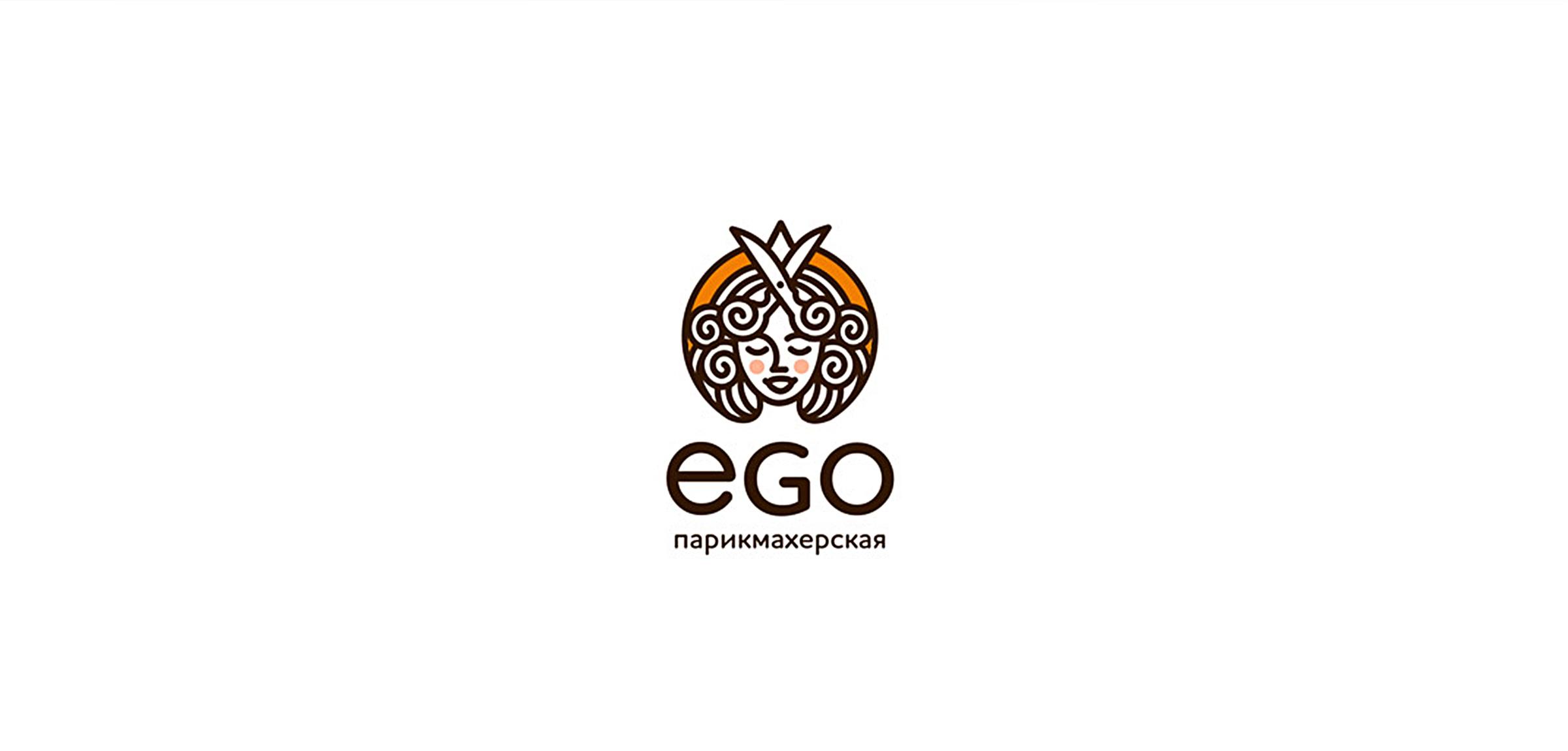 Фирменный стиль EGO