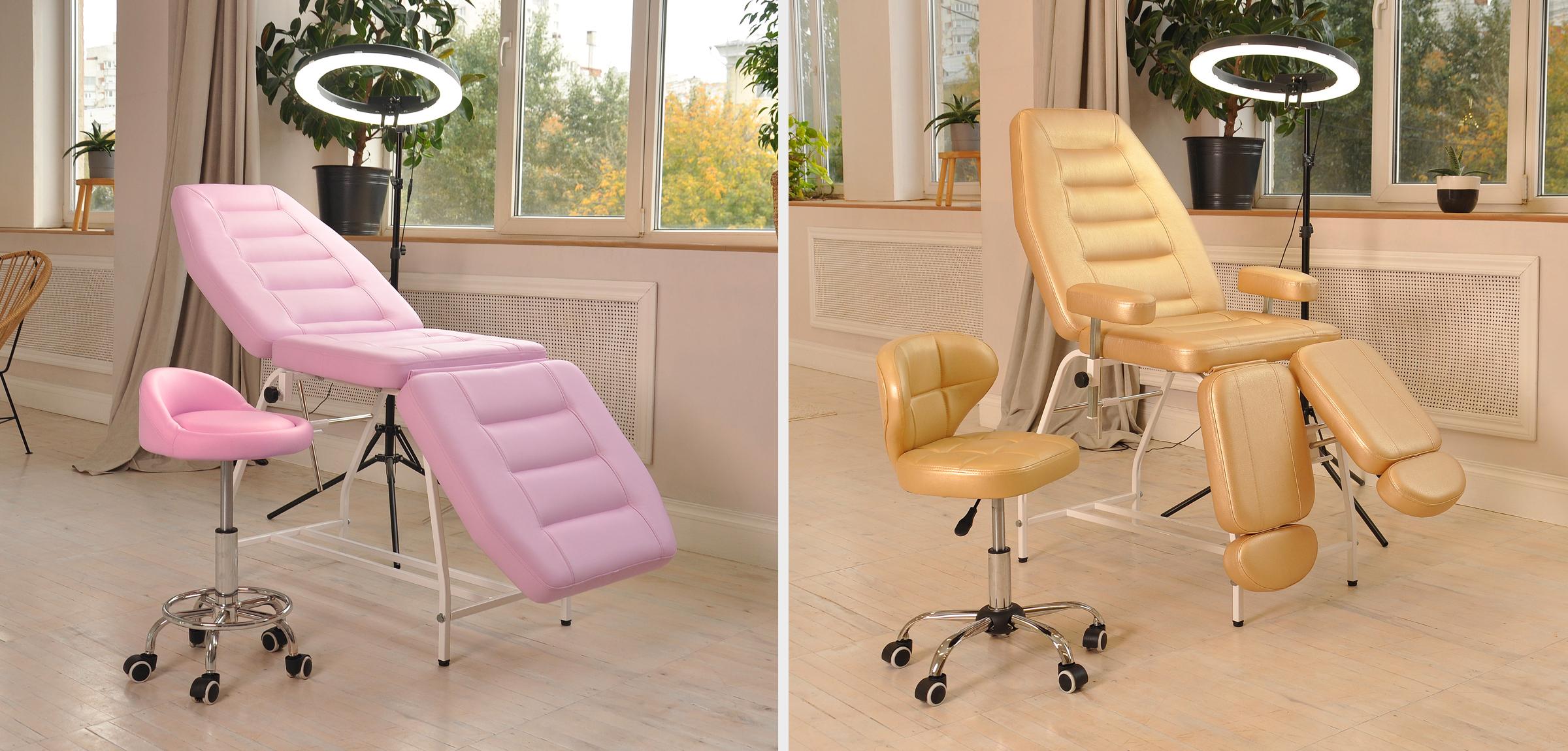 Фотосъемка мебели для салонов красоты