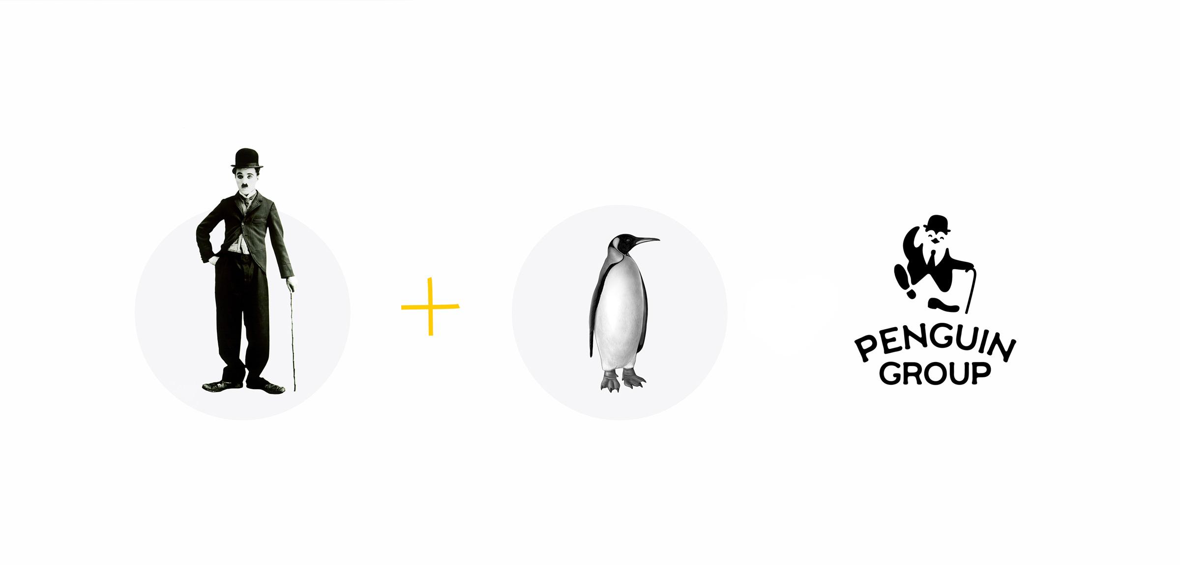 Логотип «Penguin»